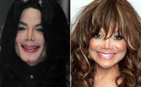 Michael Jackson, La Toya Jackson