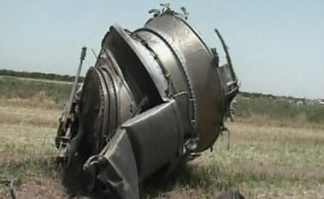 Cutiile negre ale avionului care s-a prabusit in Iran au fost recuperate