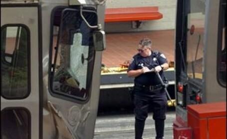 44 de raniti, dupa ce 2 trenuri s-au ciocnit intr-o gara din San Francisco