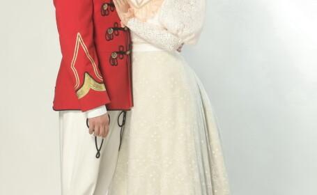 Mihai Petre si Adela Popescu