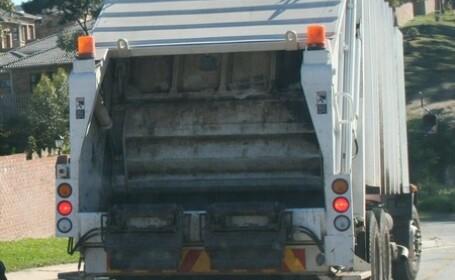 Masina de gunoi