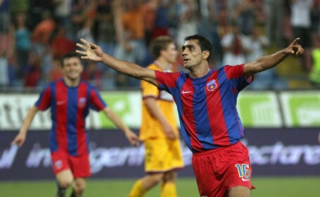 Steaua - Motherwell 3-0!