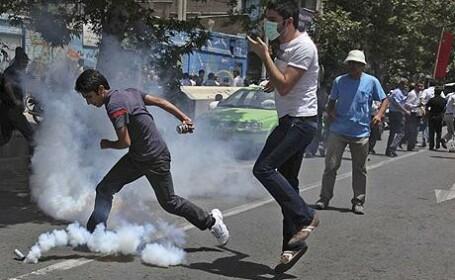violente iran