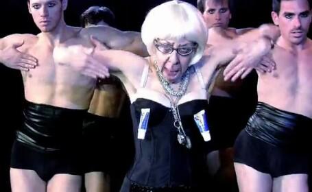 old Lady GaGa