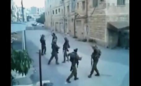 Soldati israelieni dansatori