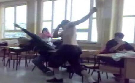 Bataie scoala