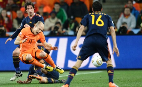 Spania-Olanda