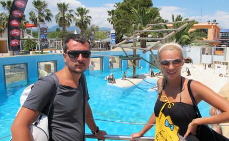 Diana Dumitrescu si Ducu Ion - Vacanta de vis pe Coasta de Azur