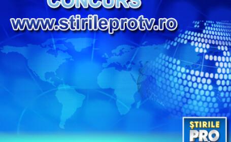 Concurs www.stirileprotv.ro