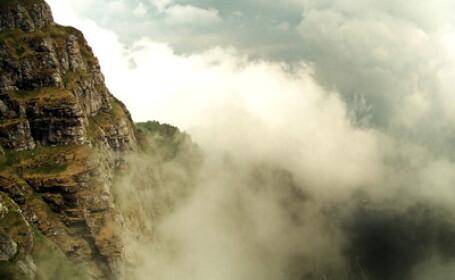 Turistii de la munte s-au \