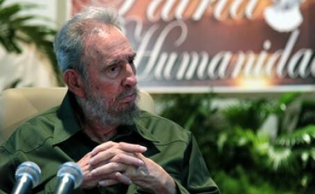 Twitter: Fidel Castro a murit. Vezi FOTO cu dictatorul mort