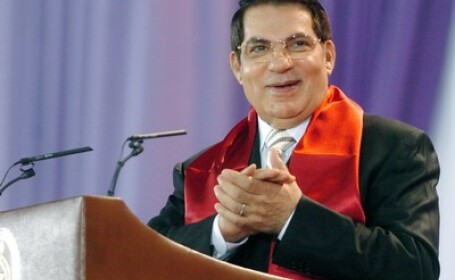 Cifrele condamnarii fostului presedinte tunisian: 50 de ani de puscarie si o amenda de 45 mil euro