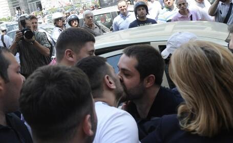 Ce inseamna un sarut intre doi membri ai mafiei