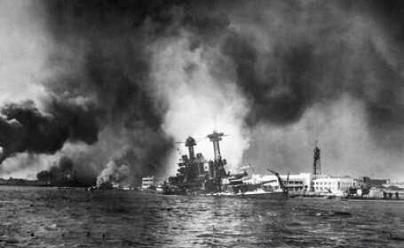Studiu: Bombardamentele din cel de-al Doilea Razboi Mondial au provocat ravagii asupra climei