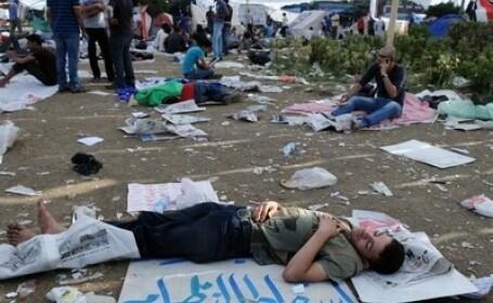 Piata Tahrir din Cairo