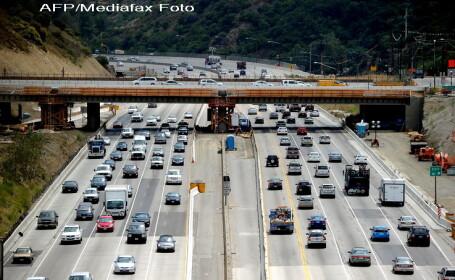 Mulholland Bridge - Los Angeles - 8