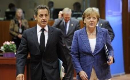 Merkel si Sarkozy