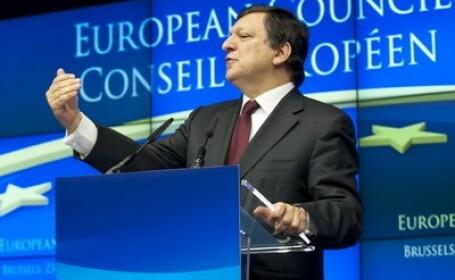 Presedintele Comisiei Europene, Jose Manuel Barroso