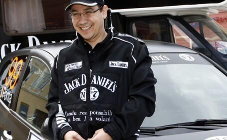 Ponta si Tariceanu, piloti de cursa in Campionatul National de Viteza. Vezi pe ce loc au terminat