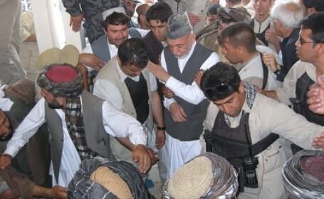 Cu bomba ascunsa in turban, un sinucigas l-a lichidat pe primarul din Kandahar, Afganistan