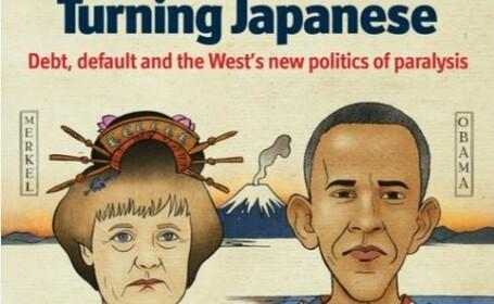 FOTO care ilustreaza speranta economiei globale. Cum vede The Economist rezolvarea crizei mondiale