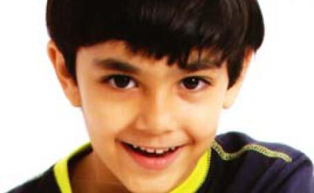 Tanishq Abraham, copil genial