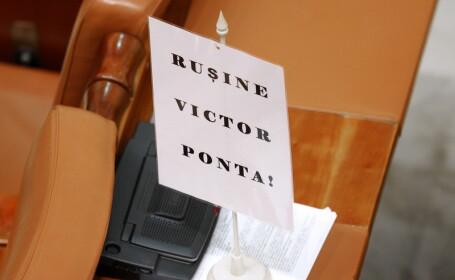 rusine Victor Ponta