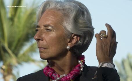 Christine Lagarde \