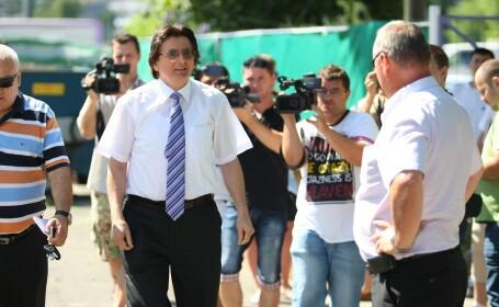 Nicolae Robu la stadion