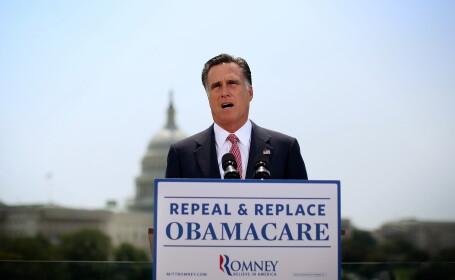 Alegeri SUA 2012.Mitt Romney a strans 106,1 milioane dolari, in iunie, pentru campania sa electorala