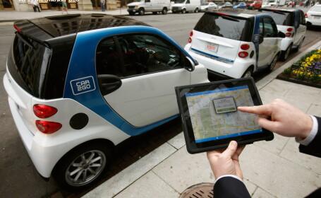 Aplicatii mobile pentru masini