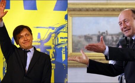 Antonescu: Cand se publica in Monitorul Oficial decizia CC, Palatul Cotroceni il asteapta pe Basescu