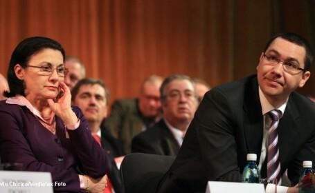 Andronescu:Daca se decide ca teza lui Ponta este plagiat, ar putea fi desfiintata scoala de doctorat
