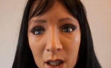 Aproape uman: Cercetatorii au creat robotul care imita zeci de trairi omenesti