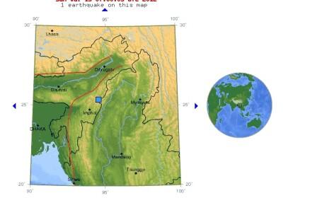 cutremur myanmar
