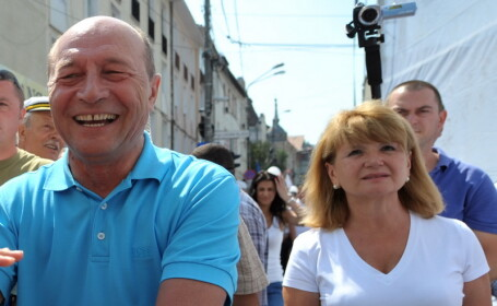 Traian Basescu si Maria Basescu