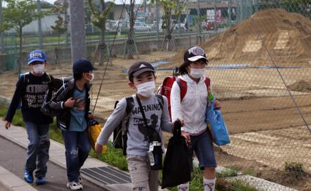 copii Fukushima