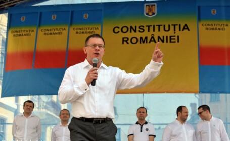 Ungureanu: Pot fi pregatit pentru candidatura la Presedintie in 2014. Despre 2012 vorbim in 30 iulie
