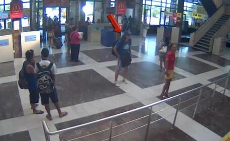 Presupusul autor al atentatului de la Burgas fusese vazut pe aeroportul din Sofia
