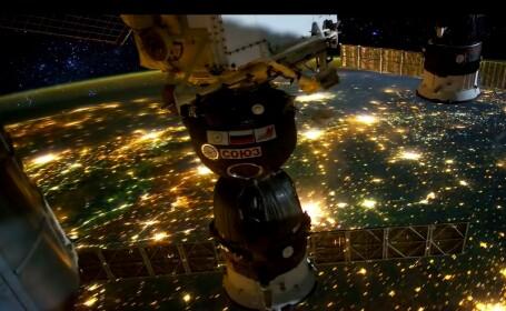 Imagini spectaculoase surprinse de Statia Spatiala Internationala, care arata frumusetea Pamantului