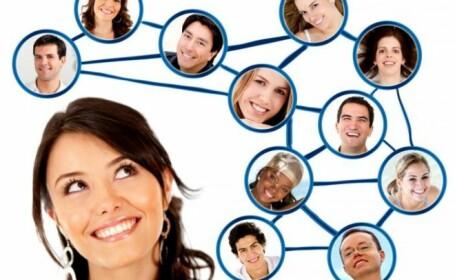 retea sociala - tech school