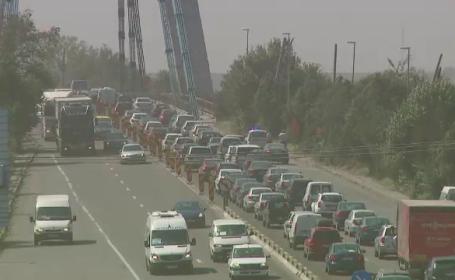 aglomeratie autostrada