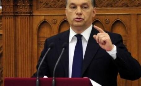 Viktor Orban sustine ca Romania si Croatia impiedica alimentarea cu gaze naturale a tarii sale. \