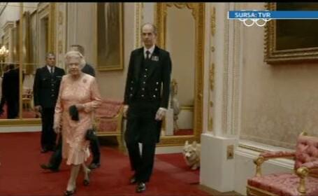 Regina, incantata sa apara in rolul de \