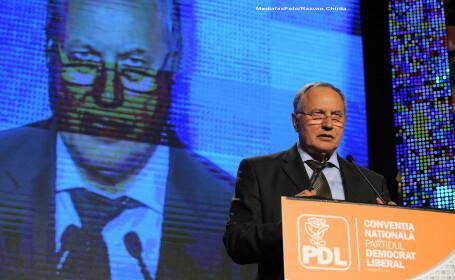 Mircea Toader: Sper ca Basescu sa redevina un apropiat al PDL