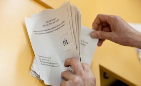 Scandalul referendumului: 55.660 de CNP-uri au fost inregistrate multiplu