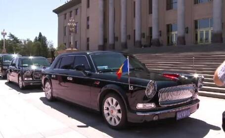 Victor Ponta, plimbat in China cu o limuzina de 1 mil. de euro. Ce le-a dezvaluit liderilor chinezi