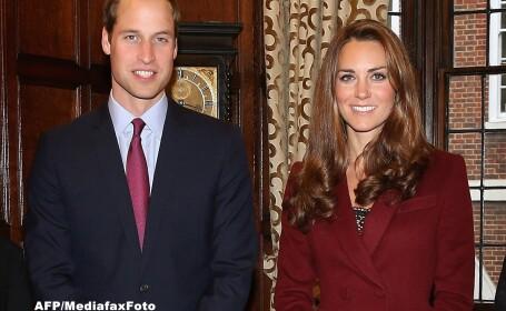 Printul William si sotia, Kate