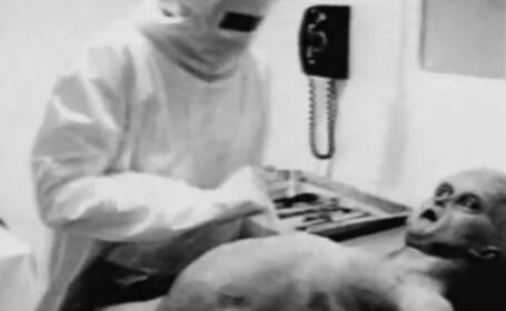 autopsie extraterestru, Roswell