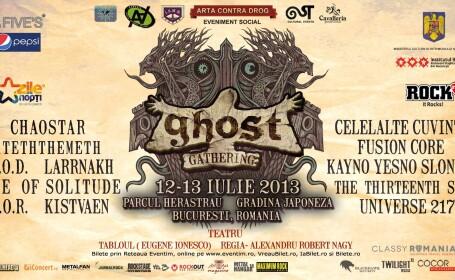 Ghost Gathering Fest